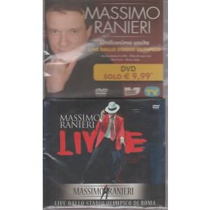 MASSIMO RANIERI.  UNDICESIMA USCITA. LIVE DALLO STADIO OLIMPICO DI ROMA.