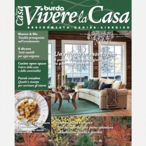 Burda - Vivere la Casa Uscita N°6 -Dicembre 2018 / Gennaio 2019