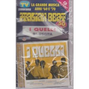 I QUELLI. 9 USCITA. LA GRANDE MUSICA ANNI 60 E 70 ITALIAN BEAT
