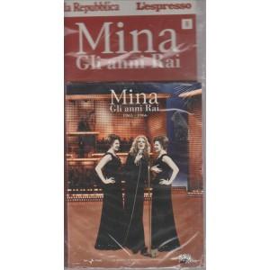 MINA. GLI ANNI RAI. 1965 - 1966. LA REPUBBLICA L'ESPRESSO N. 8
