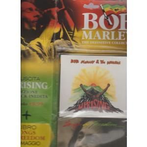 BOB MARLEY. 2 USCITA UPRISING EDIZIONE DIGIPACK INEDITA CD + LIBRO SONGS OF FREEDOM IN OMAGGIO