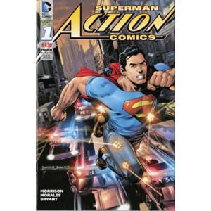 Superman New 52 Special – Action Comics 01 - DC Comics Lion