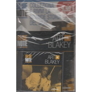 CD + Libro Blue Note Best Jazz Collection Vol. 4 - ART DLAKEY