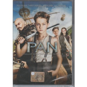 Dvd - Pan - Viaggio Sull'Isola Che Non C'E'