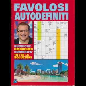 Favolosi  Autodefiniti - n. 115 - trimestrale - dicembre - febbraio 2019 -