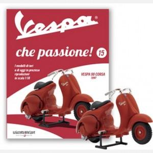 Vespa che passione! Vespa 98 Corsa (1947)