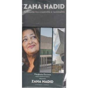 DVD - ZAHA HADID. AMBIENTE TRA CREATIVITA' E RAZIONALITA'