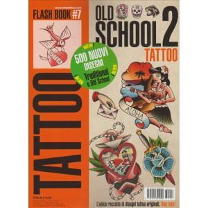TATTOO FLASH BOOK N. 7 APRILE/MAGGIO 2016.