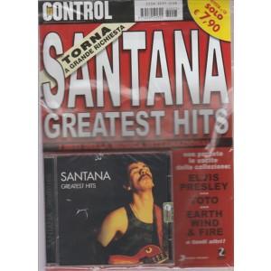 SANTANA. GREATEST HITS. I MITI DELLA MUSUCA INTERNAZIONALE.