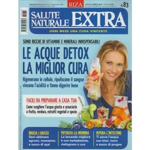 SALUTE NATURALE EXTRA. N. 83 APRILE 2016. MANUALE DI NATUROPATIA.