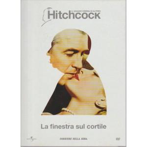 LA FINESTRA SUL CORTILE. DI ALFRED HITCHCOCK.