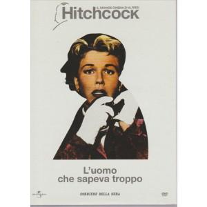 L'UOMO CHE SAPEVA TROPPO. DI ALFRED HITCHCOCK.