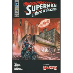 Superman L'Uomo D'Acciaio 23 - DEC Comix Lion