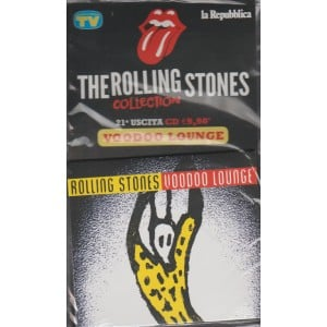 CD The Rolling Stones Collection vol. 21 - Voodoo lounge