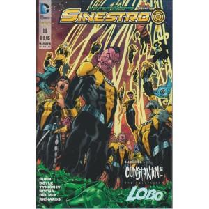 Lanterna Verde Presenta: Sinestro 16 Sinestro/Hellblazer 03 - DC Comics Lion
