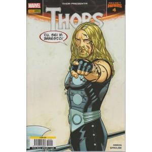 THOR 205 - THOR PRESENTA THORS 4 - Marvel Italia
