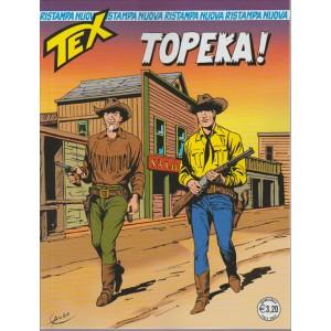NUOVA RISTAMPA TEX. TOPEKA. N. 398.