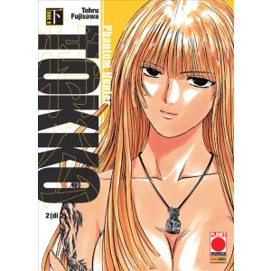Manga: TOKKO 2 PHANTOM HUNTER - MANGA LAND 6 - Planet Manga Panini Comics