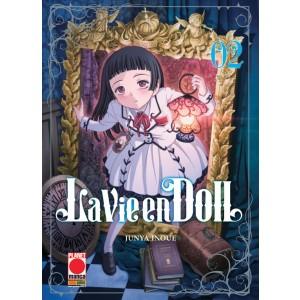 Manga: LA VIE EN DOLL 2 - PLANET MANGA PRESENTA 74 - Planet Manga