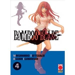 Manga: BAMBOO BLADE 4 - CAPOLAVORI MANGA 124 - Planet Manga