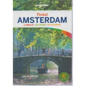 Guida Lonely Planet pocket - AMSTERDM by Gazzetta dello Sport