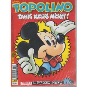 TOPOLINO. N. 3130. 24 NOVEMBRE 2015