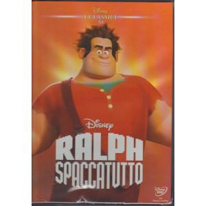 RALPH SPACCATUTTO. I CLASSICI DISNEY. SORRISI E CANZONI TV.  N. 51