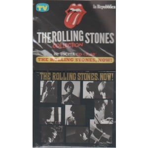 THE ROLLING STONES COLLECTION. 22 USCITA.