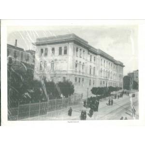 Poster ANCONA cm. 39,5 x 29,5 Ospedale Umberto I