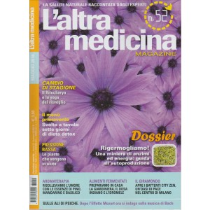 L'ALTRA MEDICINA MAGAZINE. N. 52 MAGGIO 2016.