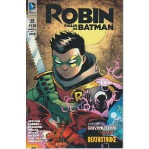 Giovani Titani/ Robin Figlio di Batman 47 - DC COmics Lion