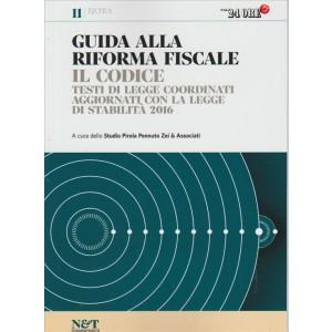 """Guida alla riforma fiscale """" il Codice"""" a cura de Il Sole 24 Ore"""