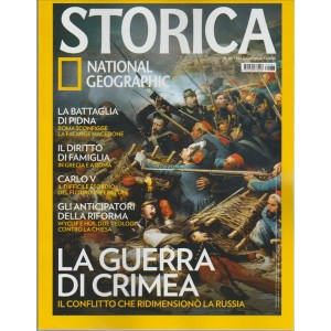 STORICA NATIONAL GEOGRAPHIC- N. 87 MAGGIO 2016.