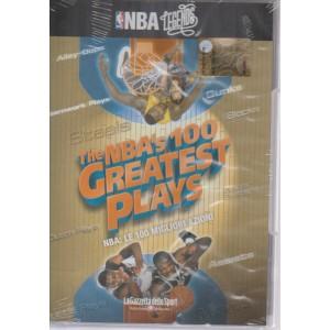 NBA LEGENDS. THE NBA 'S 100 GREATEST PLAYS. NBA: LE 100 MIGLIORI AZIONI. N.9