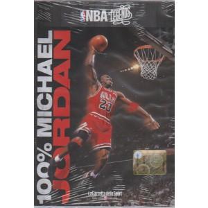 NBA LEGENDS. N. 6 100% MICHAEL JORDAN