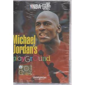NBA LEGENDS. N. 5 . MICHAEL JORDAN PLAY GROUND