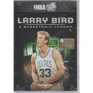 NBA LEGENDS. N.8. LARRY BIRD. A BASKETBALL LEGEND.