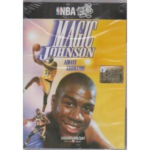 NBA LEGENDS. N. 7. MAGIC JOHNSON. ALWAYS SHOWTIME.
