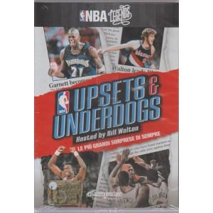 NBA LEGENDS. N. 14. UPSETS & UNDERDOGS. LE PIU' GRANDI SORPRESE DI SEMPRE.
