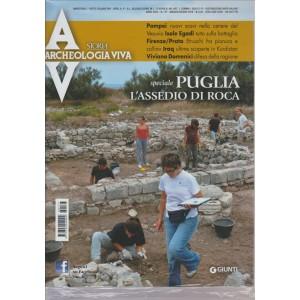 A ARCHEOLOGIA VIVA. STORIA. N. 177 MAGGIO/GIUGNO 2016.