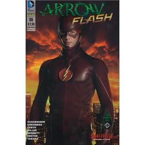 Arrow/Smallville 36 - DC Comics lion