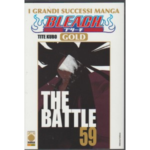 Manga: BLEACH MANGA GOLD 59 - Planet manga