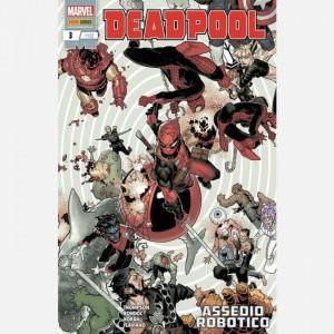 Deadpool Deadpool 122