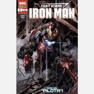 Iron Man Invincibile Iron Man N. 17/66