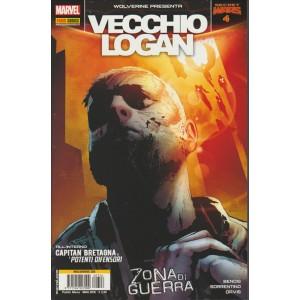 WOLVERINE 326 - WOLVERINE PRESENTA VECCHIO LOGAN 4 - Marvel Italia