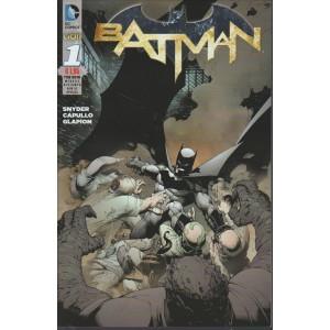BATMAN #1  - DC Comics Lion Ristampa new special 52