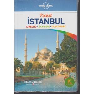Guida Lonely Planet pocket - ISTANBUL by Gazzetta dello Sport