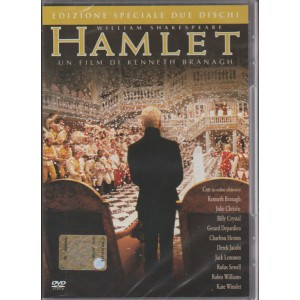 HAMLET. UN FILM DI KENNETH BRANAGH. SECONDA USCITA