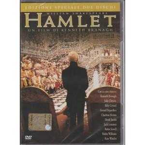HAMLET. UN FILM DI KENNETH BRANAGH.  SECONDA USCITA