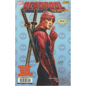MARVEL ICON 29 - DEADPOOL TRI-SPECIAL - Marvel Italia
